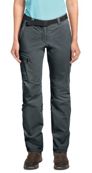 Maier Sports Lulaka - Pantalon Femme - collants longs gris